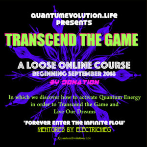 Quantum Evolution: Transcend the Game Online Course